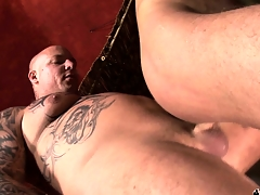 This video contains many marvellous chattels as well as Cum Making out Skinheads #02
