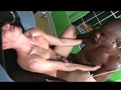 Insensible to black cock fucks an bore bareback