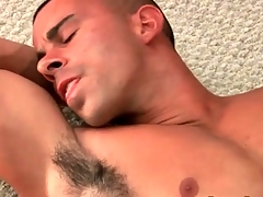 Robust hottie masturbates big blarney and cums