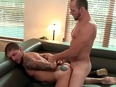 Wet rimmed abroad asshole fucked foreigner behind