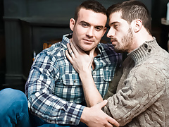 Ty Roderick & Killian James adjacent to Fathers With the addition of Sons 4, Scene 04 - IconMale