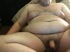 Trample my jugs and cumming on my Belly